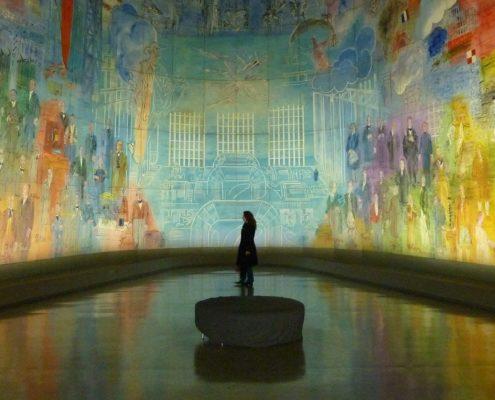 expo au Palais de Tokyo à Paris