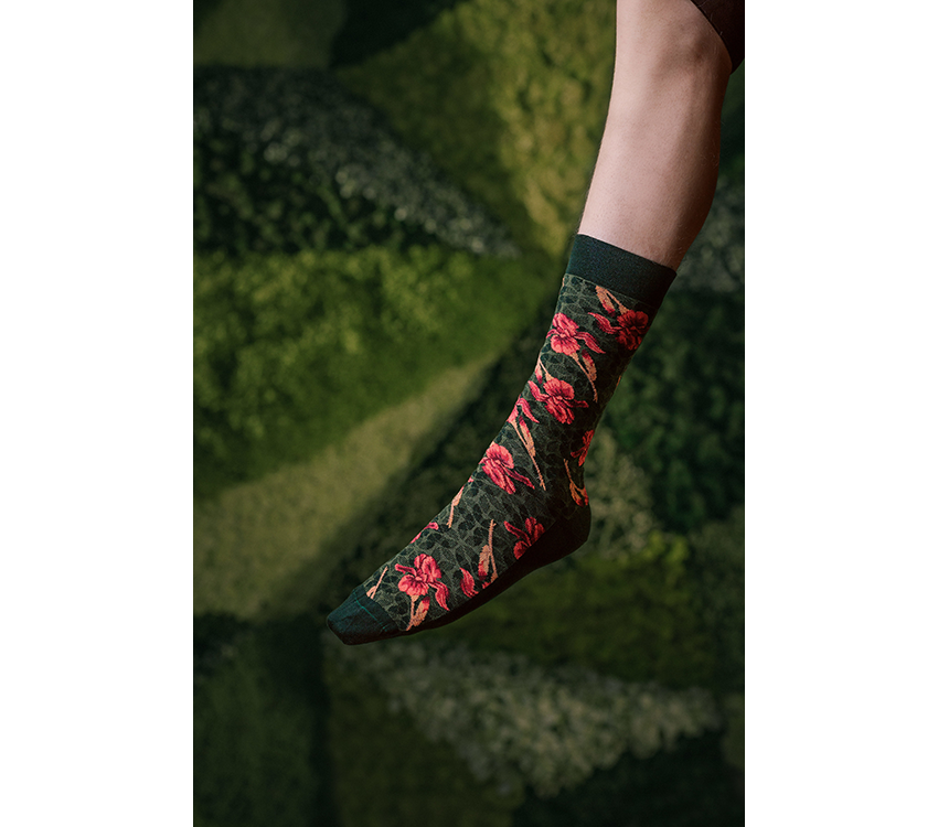 Repetto x Mosaert - Chaussette 13