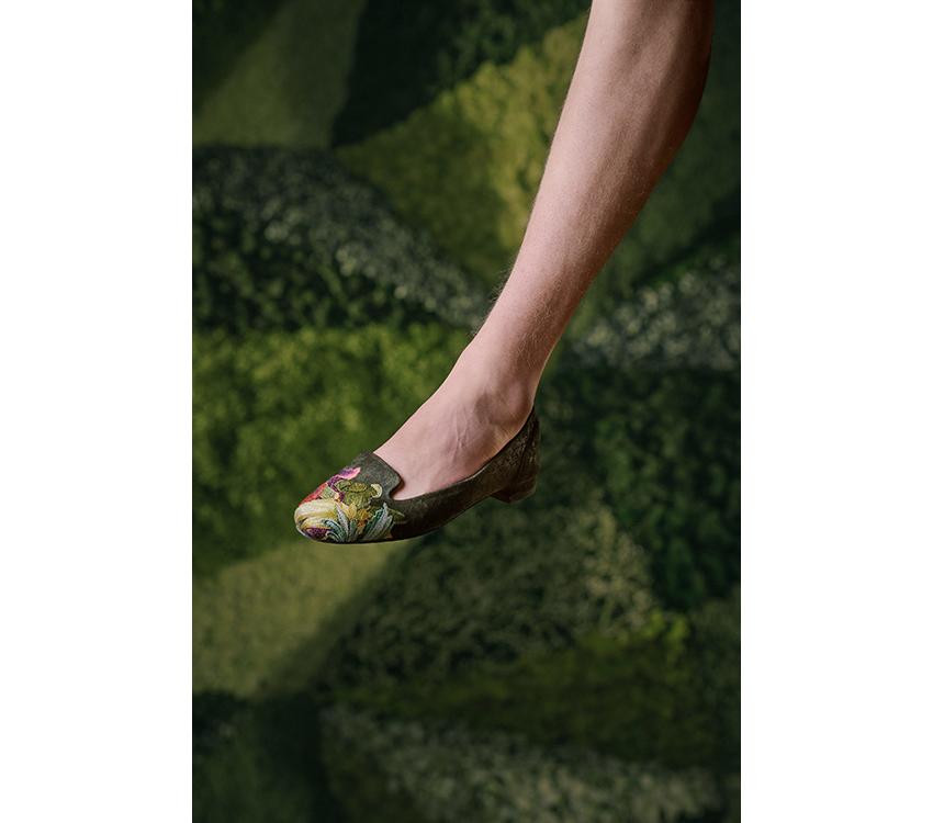 Repetto x Mosaert - Chaussure 1